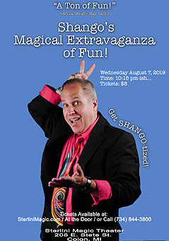 Shango's Magic Extravaganza