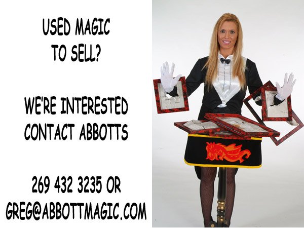 Used Magic Wanted